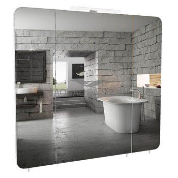 Зеркальный шкаф Аквародос Рома 85 см АР0001727