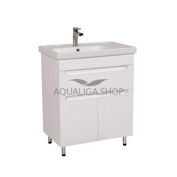 Мебель Аквародос Омега с умывальником Frame 70 см АР0002199