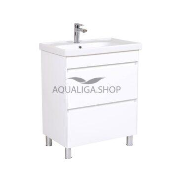 Мебель Аквародос Валенсия с умывальником Frame 70 см АР0001875