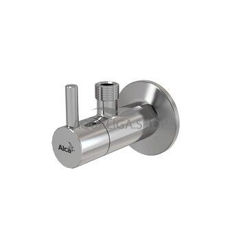 Угловой вентиль с фильтром 1/2х3/8 AlcaPlast ARV001