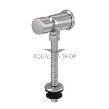 Кнопочный сливной вентиль для писсуара AlcaPlast ATS001