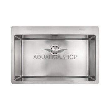 Кухонная мойка 770х510 Apell Linear Plus LNP77FBC Brushed