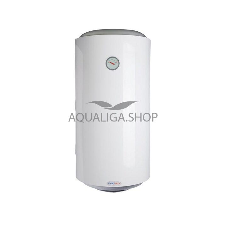 Комбинированный водонагреватель Aquahot 120 л 0,25м левый, мокрый ТЭН 142613070125061