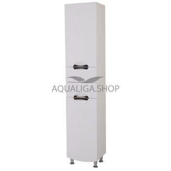 Пенал Аквародос Глория 40 см R с корзиной для белья AP0000085