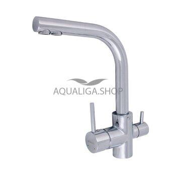 Смеситель для кухни комбинированный с выходом под фильтр AquaRodos Imperium АР0000296