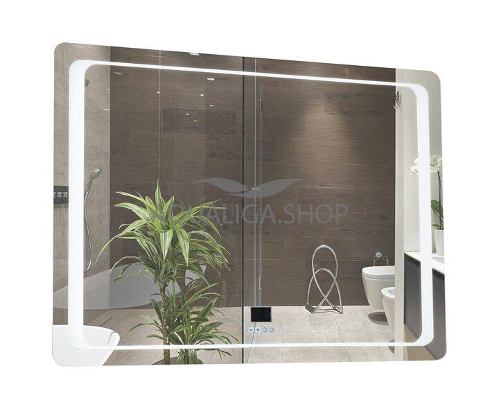 Зеркало Аквародос Омега Time 100 см с LED подсветкой ОР0002857