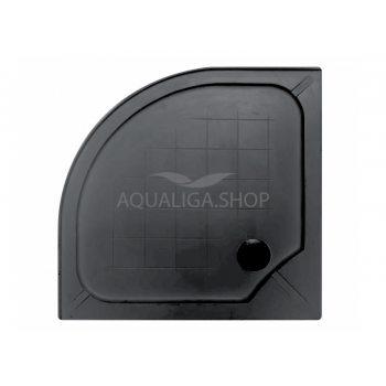 Altea Душевой поддон (композит) 90*90 черный матовый 29837002 ASIGNATURA