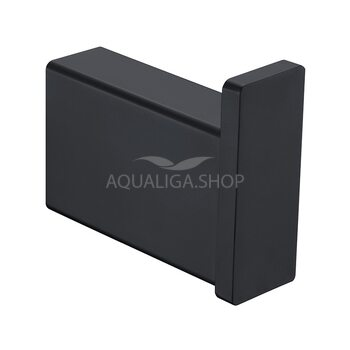 Крючок для полотенца черный ASIGNATURA Unique 85603802