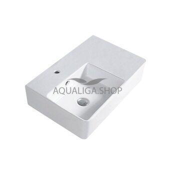 Angle Умывальник 60 см 87801805 белый ASIGNATURA