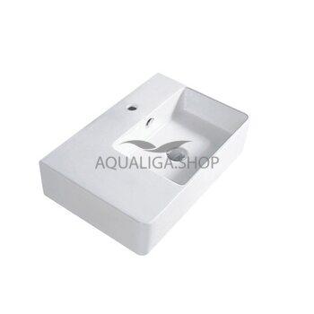 Angle Умывальник 60 см 87821805 белый ASIGNATURA