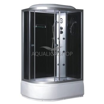 Гидробокс Fabio с электроникой 120 Х 80 см правый TMS-886/40 R
