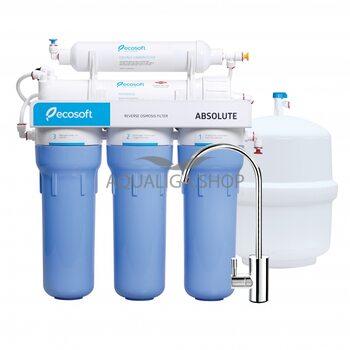 Фильтр обратного осмоса Ecosoft Absolute 5-50 MO550ECO