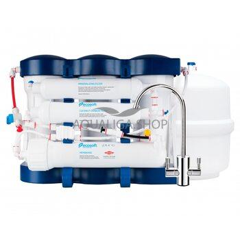 Фильтр обратного осмоса Ecosoft P`Ure с минерализатором MO675MPURE