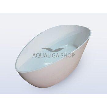Ванна отдельностоящая Fancy Marble Dolores 170х77 14170001