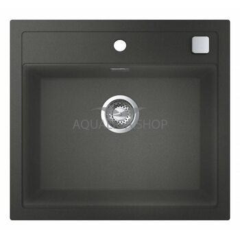 Мойка для кухни прямоугольная 560х510 Grohe K700 серый 31651AT0