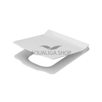 Сиденье для унитаза Idevit Neo Classic Soft Close Slim 53-02-06-011