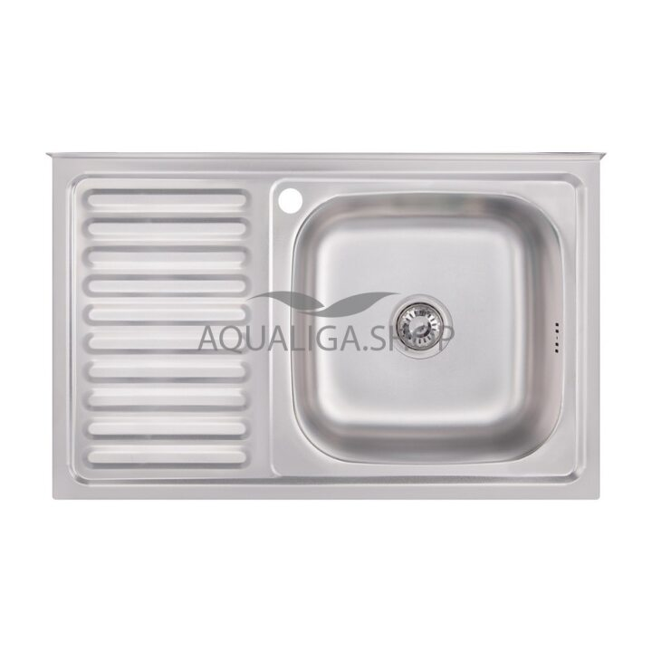 Кухонная мойка Imperial 5080-R Decor IMP5080RDEC