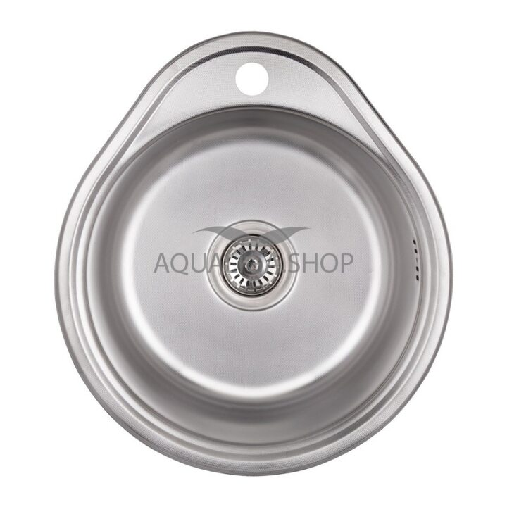 Кухонная мойка Imperial 4843 Micro Decor IMP484306DEC