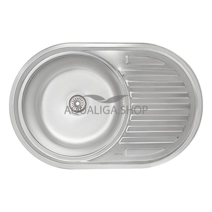 Кухонная мойка Imperial 7750 Decor IMP775008DEC