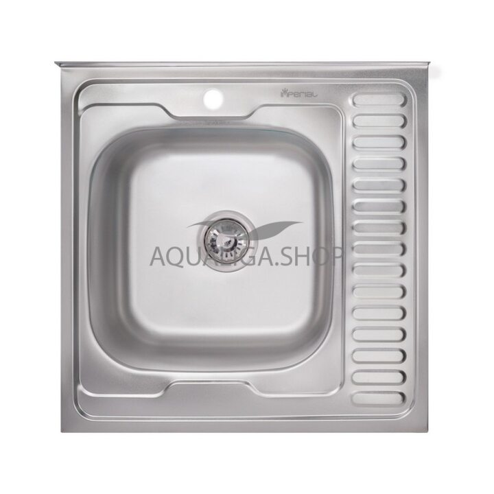 Кухонная мойка Imperial 6060-L Decor IMP6060LDEC