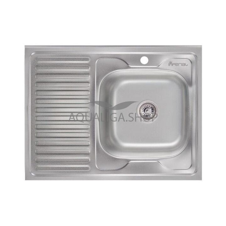 Кухонная мойка Imperial 6080-R Decor IMP6080R06DEC