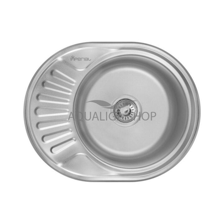 Кухонная мойка Imperial 5745 Satin IMP574506SAT