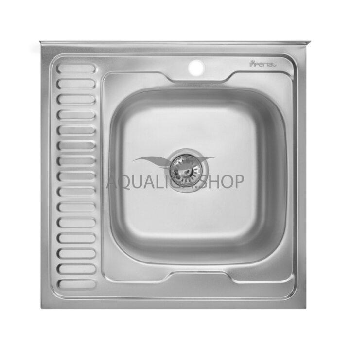 Кухонная мойка Imperial 6060-R Polish IMP6060R06POL