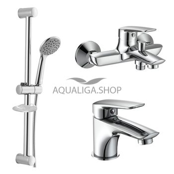 Набор смесителей для ванны Imprese PRAHA new 0510030670