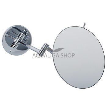Зеркало косметическое трехкратное увеличение Imprese 181222