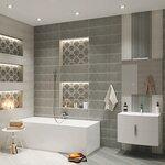 Ванная комната. Сантехника и мебель для ванной комнаты