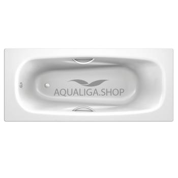 Стальная Ванна Koller Pool Deline 150х75 B55US200E