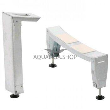 Ножки для сидячих стальных ванн Koller Pool A05ER0S30