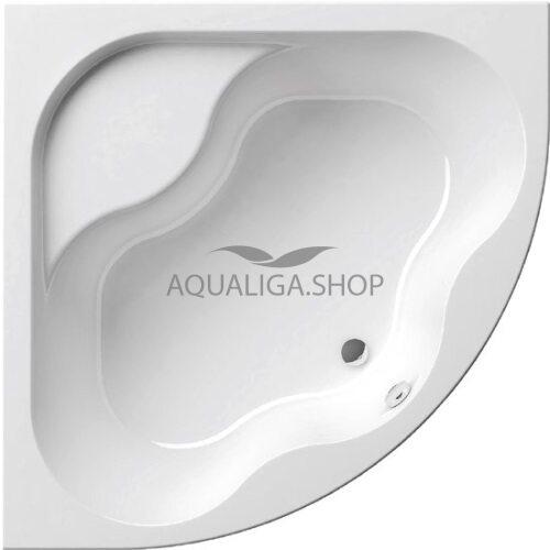 Ванна акриловая Koller Pool Atlanta 150x150 + Ножки+ Сифон