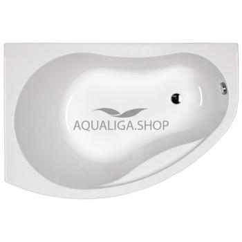 Ванна акриловая Kolo PROMISE 150x100 левая XWA3051000