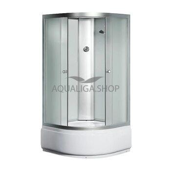 Гидробокс Sansa 90 Х 90 см стекло фабрик 800/40 new