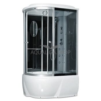 Гидробокс Miracle с электроникой 85 Х 120 см F76-3W R