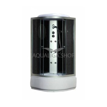 Гидробокс Fabio с электроникой 100 Х 100 см TMS-885/40
