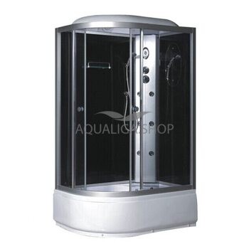 Гидробокс Fabio с электроникой 120 Х 80 см TMS-886/45 R