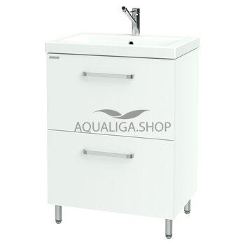 Шкафчик Flat для раковины Como 60 Nautilus FLAT-60 v2