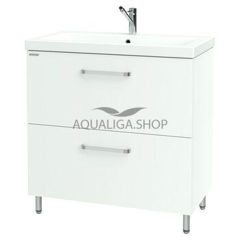 Шкафчик Flat для раковины Como 80 Nautilus FLAT-80 v2