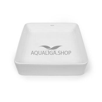 Умывальник NEWARC Aqua 40х40 9440W белый