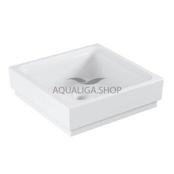 Раковина подвесная 40 см Grohe Cube 3948200H