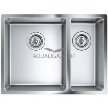Кухонная мойка с нержавеющей стали 585х440 Grohe K700U 31577SD0