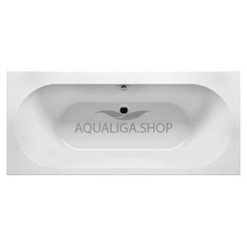 Ванна акриловая RIHO Carolina 170х80 см BB5300500000000