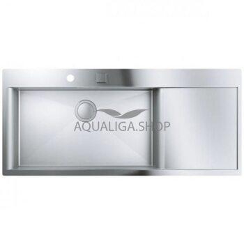 Кухонная мойка с нержавеющей стали 1160х520 Grohe K1000 31581SD0
