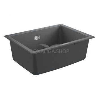 Мойка для кухни прямоугольная 610х460 Grohe K700U серый 31655AT0