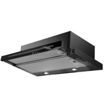 Вытяжка FSM 601 BK/GL LED черное стекло 600мм. Franke 315.0489.958