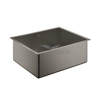 Мойка для кухни под столешницу 540х440 Grohe K700 графит 31574AL0