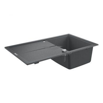 Мойка для кухни 860х500 Grohe K400 серый 31640AT0
