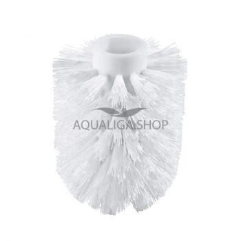 Щетка туалетного ершика Grohe Essentials без рукоятки белая 40791001